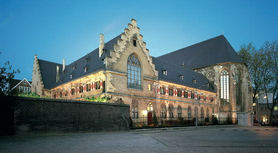 Отель Kruisherenhotel Maastricht. Нидерланды
