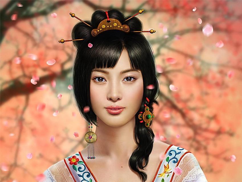 японские красотки фото