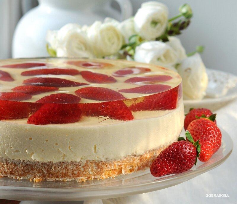 Торт с шоколадным велюром фото 1