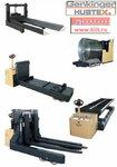 Спецтехника для металлургической промышленности Genkinger-HUBTEX