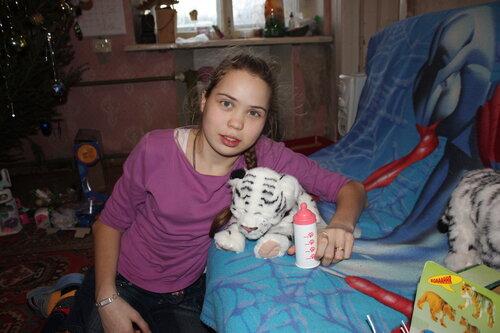 Саша В.Электронный гепард