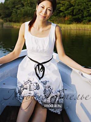 Свадебное платье - Романтический стиль.