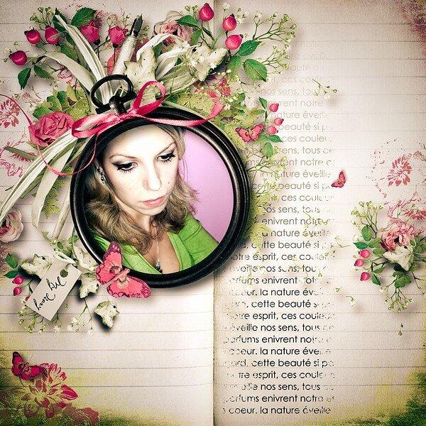 цветочные записки