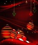 рождественские фоны и орнамент (4)