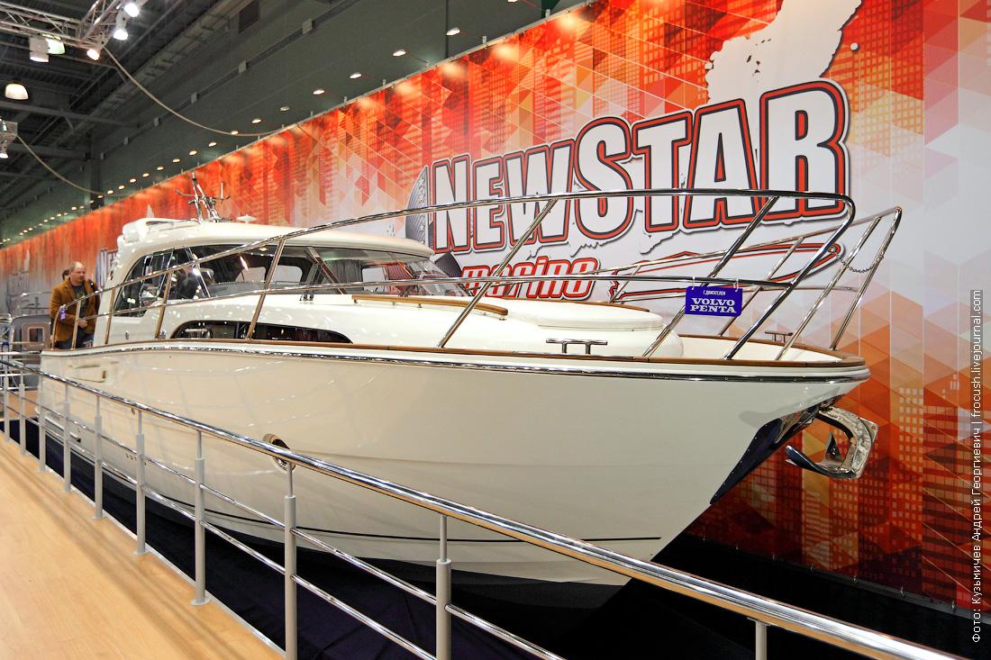 выставка катеров и яхт крокус экспо Marex 370 Aft Cabin Cruiser
