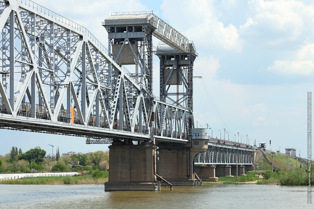 Астраханский старый» мост