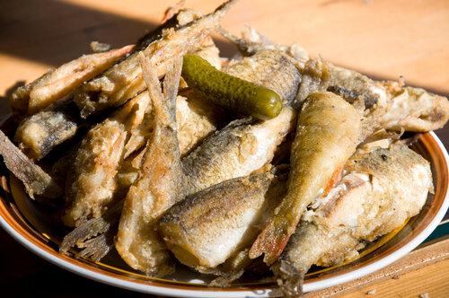 Рыбная мелочь