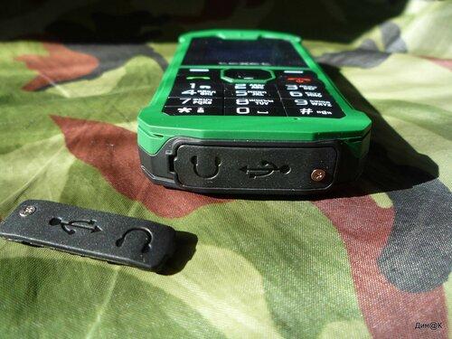 Texet TM-509R (запасная заглушка)