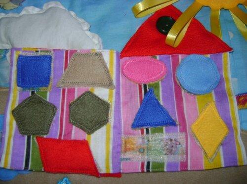 Развивающий коврик для детей... магазин, геометрические фигуры
