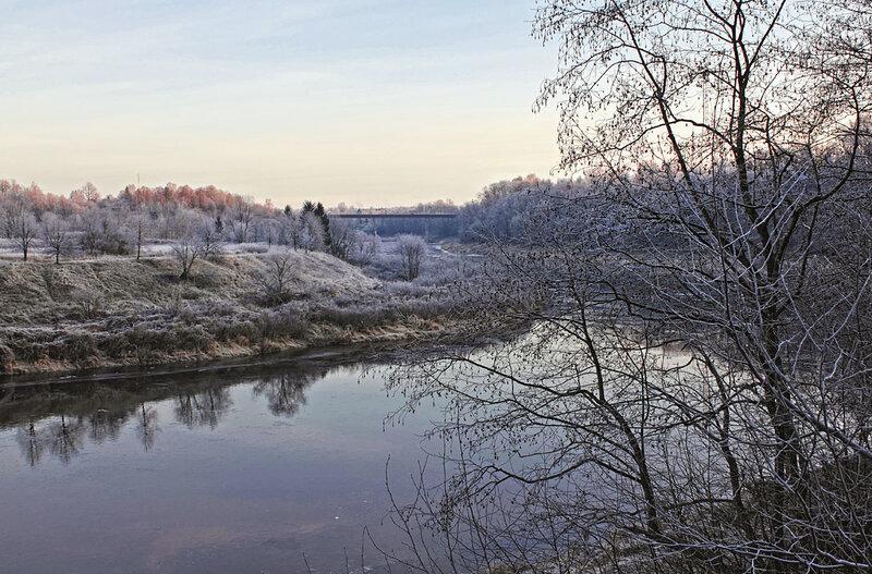 Ловать. Ноябрь 2011