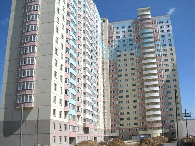 Жилой комплекс на Высоковольтном проезде секции 1,2,3а,3б,4а,4б,5а Находится в СВАО,в районе Отрадное...