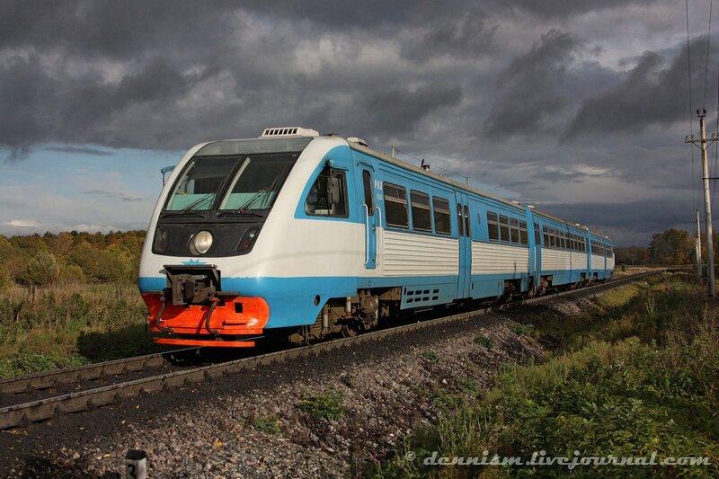Дизель-поезд РА2-030