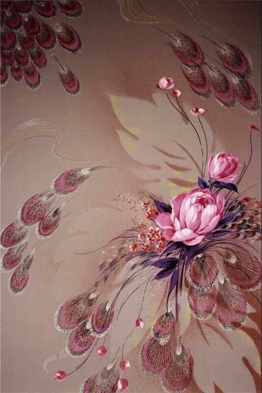 Абстракция цветы картинки смотрите