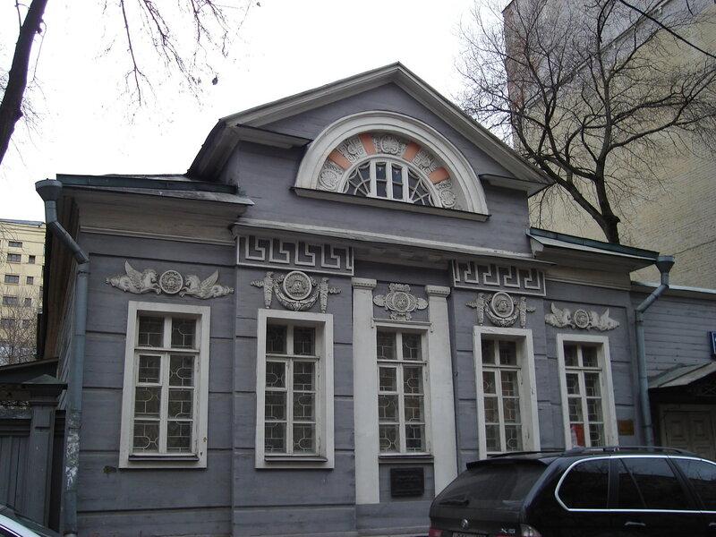 Жилой дом Г.А.Палибина.1818г