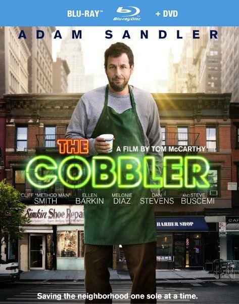 �������� / The Cobbler (2014/BDRip/1080p/720p/HDRip/1.46Gb/745Mb)