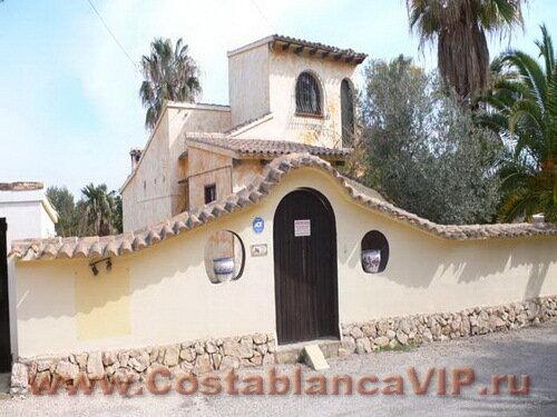 вилла  в Benissa, ресторан в Benissa, вилла и ресторан в Испании, вилла в  Бениссе, ресторан в Бениссе, вилла в Испании, ресторан в Испании,  коммерческая недвижимость в Испании, бизнес недвижимость в Испании,  вилла с видом на море, Коста Бланка, CostablancaVIP