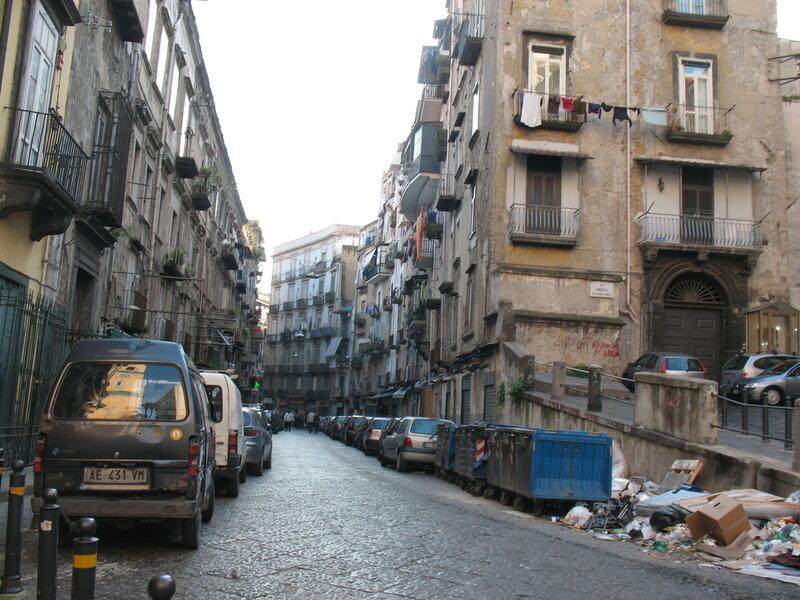 Просто улицы Неаполя