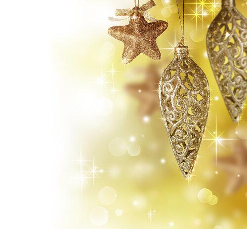 Christmas Decoration border design