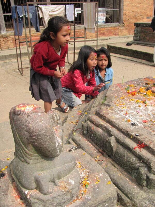 Первый раз в Гималаях 2011, тур в Непал