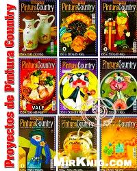 Журнал Proyectos de Pintura Country (2004-2012)