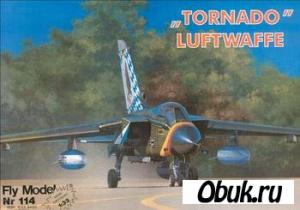 Книга Fly Model №114 - истребитель Panavia Tornado