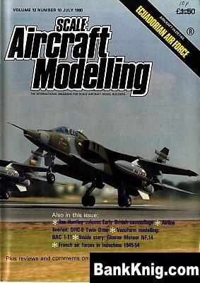 Журнал Scale Aircraft Modelling - Vol 12 No 10 pdf (175 dpi) 2890x2047 29,8Мб