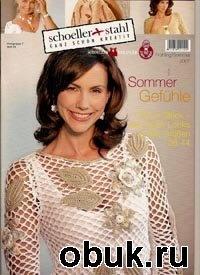 Книга Schoeller+stahl №29 2007 fruhling-sommer