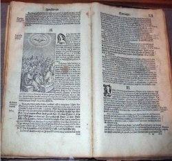 La Bible Qui est toute la Saincte scripture