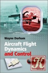 Книга Aircraft Flight Dynamics and Control