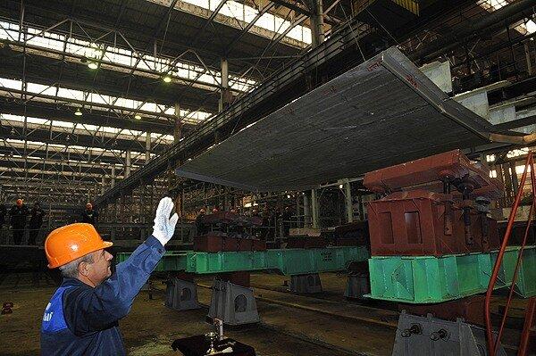 Также на презентации были показаны проекты для фгуп двз звезда и для хабаровского судостроительного завода