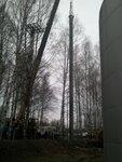 Установка столбов молниезащиты 26 м.jpg