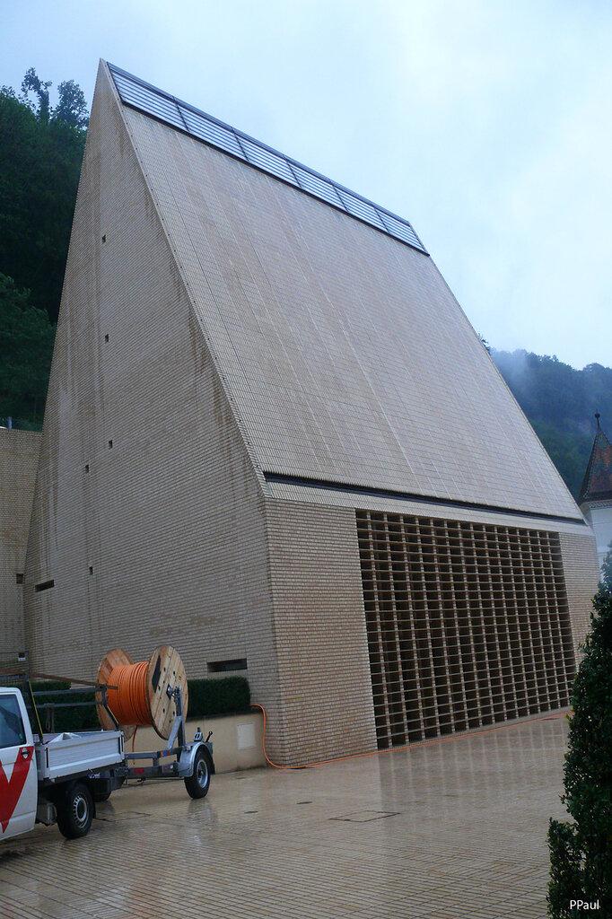 Вадуц. Лихтенштейн