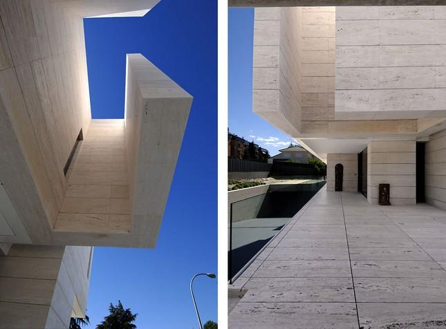 Symphony House от A-cero Architects в Испании