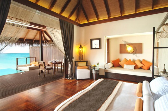 Королевский отдых на Мальдивах в Ayada Resort 5*