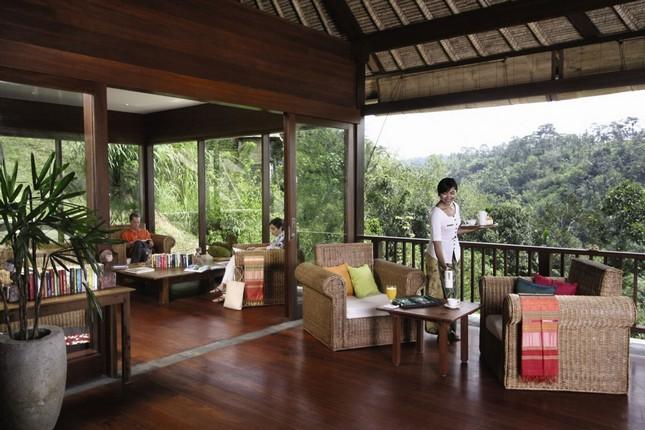 Изысканный отдых в Ubud Hanging Gardens на Бали