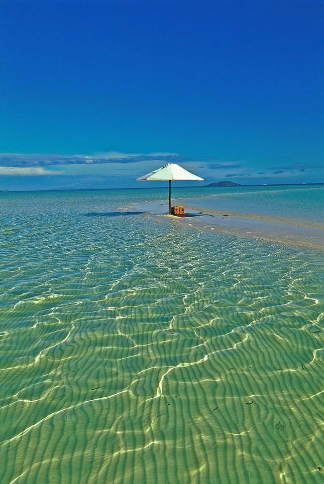 Пятизвездочный отель Amanpulo Resort на Филиппинах