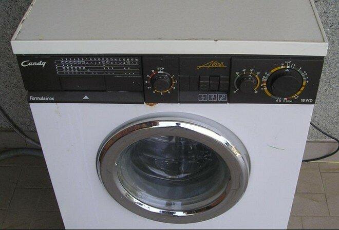 Candy стиральные машины