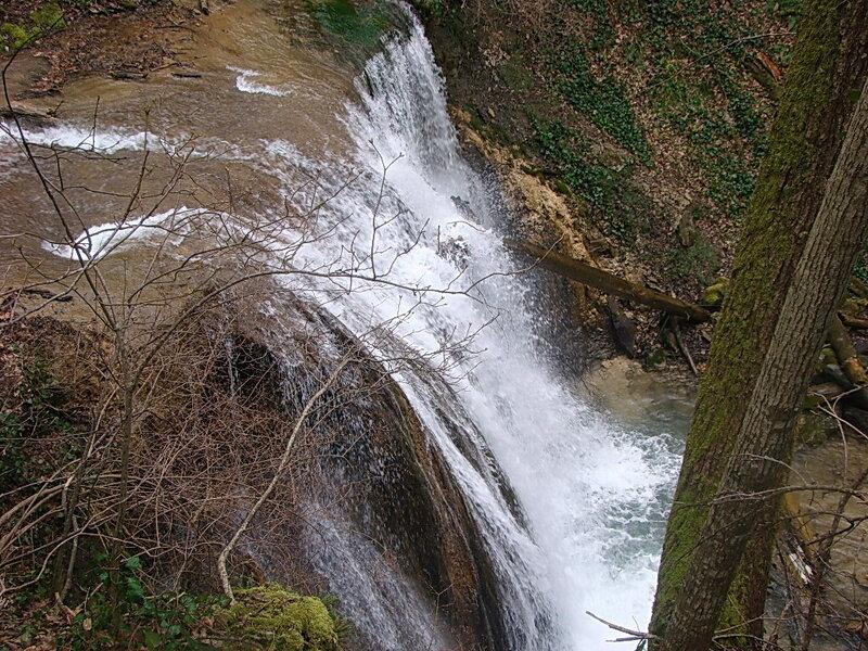 Фотограф Александр Кобезский, Горячий Ключ, весна 2009,у водопадов, фотографии моих друзей