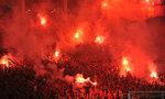 Фаер-шоу египетских футбольных фанатов