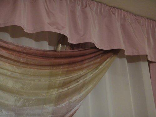 Занавески в спальню