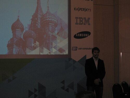 Знакомые все лица, Станислав Черков из компании Крок рассказыват о внедрениях Lync 2010