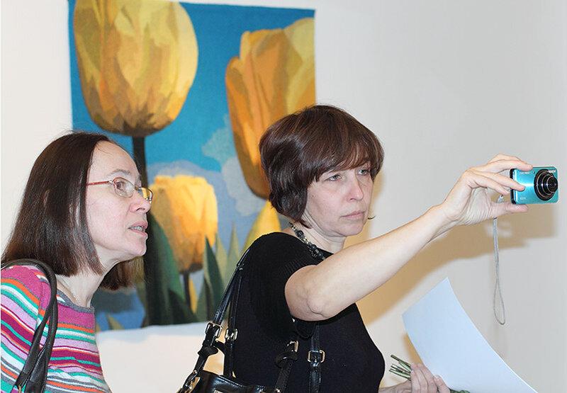 Зинаида Пинаичева и Ирина Смагина