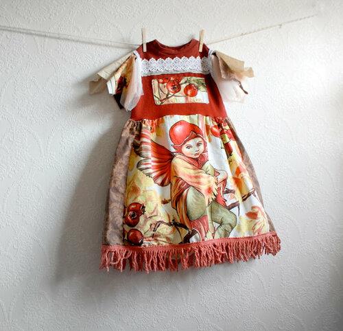 Стили в детской одежда