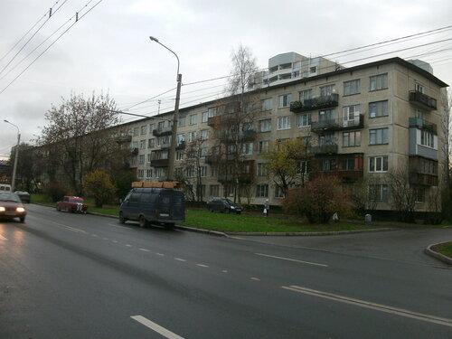 Будапештская ул. 17к2