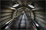 туннели атомиума