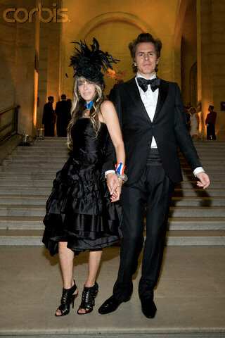 "France - ""American Friends of the Louvre Museum"" Black-Tie Dinner in Paris"