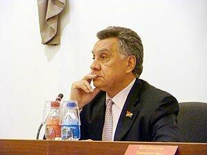 Спикер приморского парламента Виктор Горчаков: «У меня нет бюджетного пессимизма»