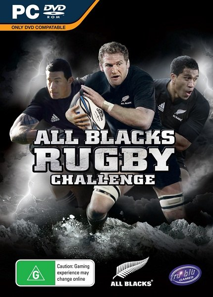 Rugby Challenge (2011/ENG/MULTI4)