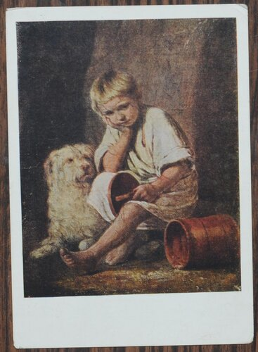 """""""Вот-те и батькин обед!"""" 1824 г."""