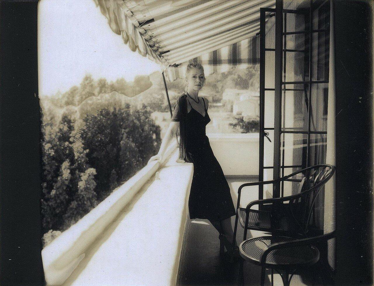 1994. Хелен Миррен в отеле Шато Мармон, Лос-Анджелес